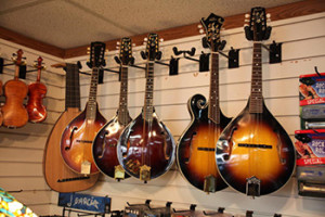 Musical Instruments in Anchorage