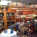 Visit our music store in Anchorage