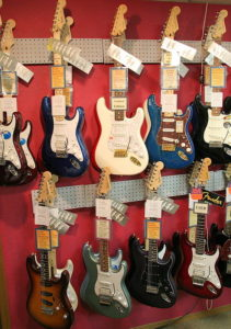 Find Electric Guitars at Violins & Guitars in Anchorage